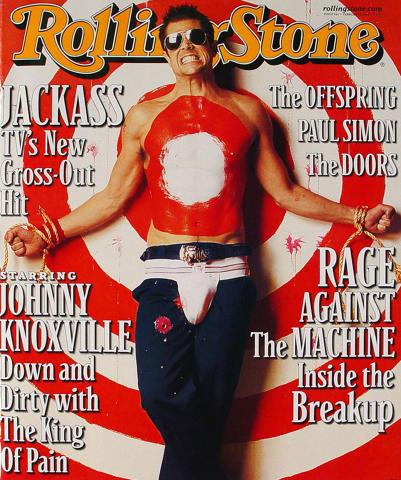 Rolling Stone Magazine February 1, 2001