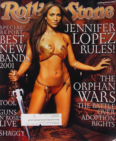 Rolling Stone Magazine February 15, 2001