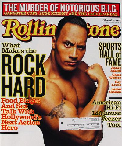 Rolling Stone Magazine June 7, 2001