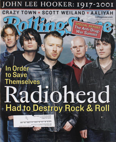 Rolling Stone Issue 874