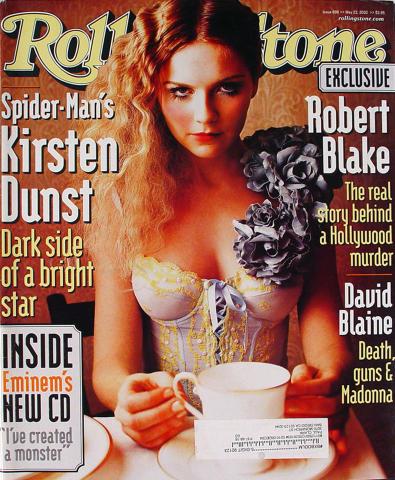 Rolling Stone Magazine May 23, 2002