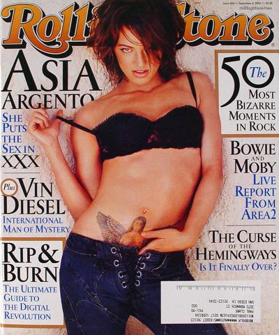 Rolling Stone Magazine September 5, 2002