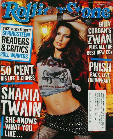 Rolling Stone Magazine February 6, 2003