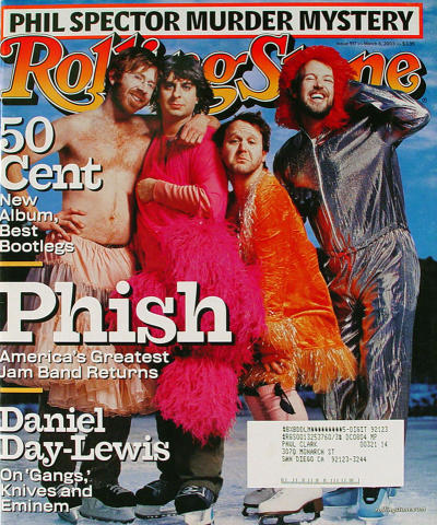 Rolling Stone Magazine March 6, 2003