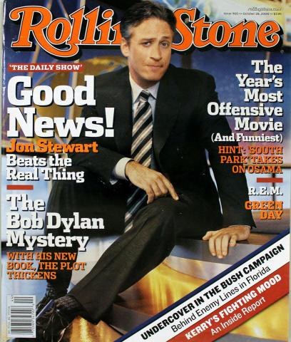 Rolling Stone Magazine October 28, 2004
