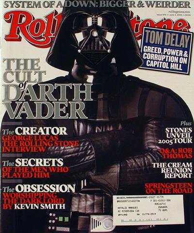 Rolling Stone Magazine June 2, 2005