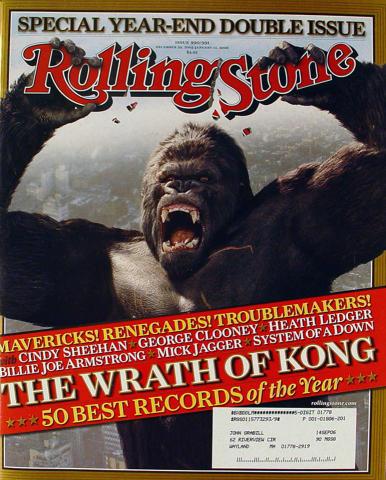 Rolling Stone Magazine December 29, 2005