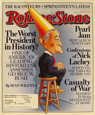 Rolling Stone Magazine May 4, 2006