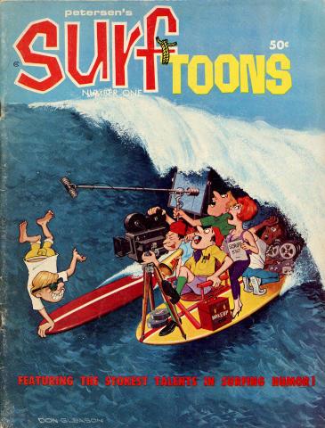 Surftoons Issue 1
