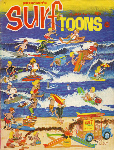 Surftoons Issue 2
