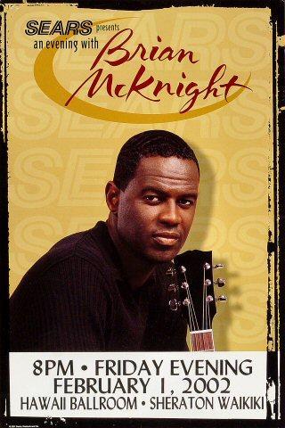 Brian McKnight Poster