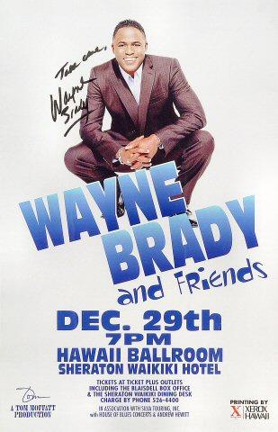 Wayne Brady & Friends Poster