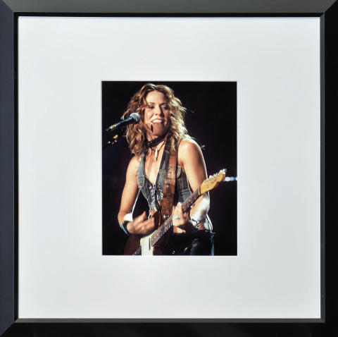 Sheryl Crow Framed Fine Art Print