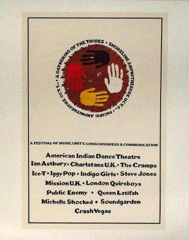 American Indian Dance Theatre Poster
