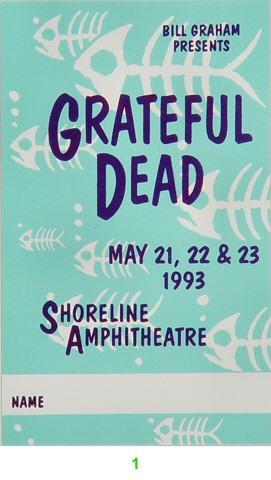 Grateful Dead Laminate