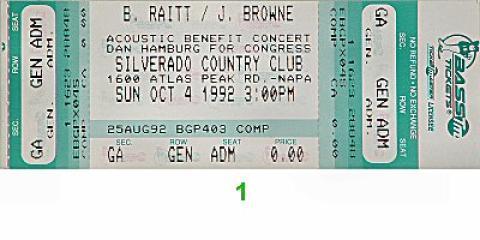 Benefit Concert: Dan Hamburg for Congress Vintage Ticket