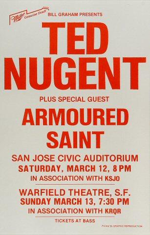 Ted Nugent Poster