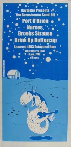 Port O'Brien Poster