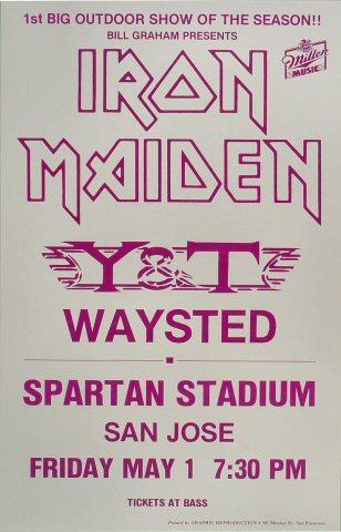 Iron Maiden Poster
