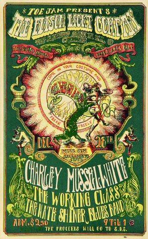 Charlie Musselwhite Handbill
