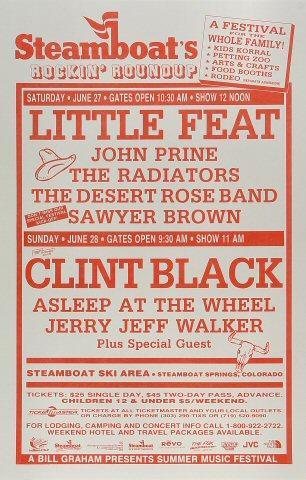 Little Feat Poster