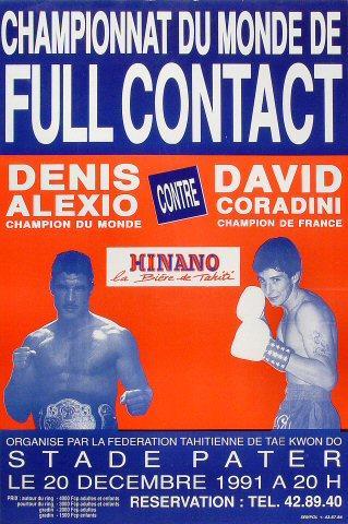 Dennis Alexio Poster