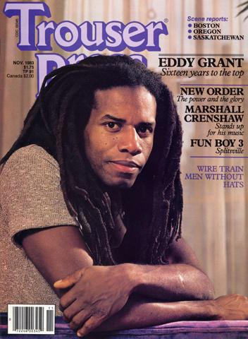 Trouser Press Magazine November 1983