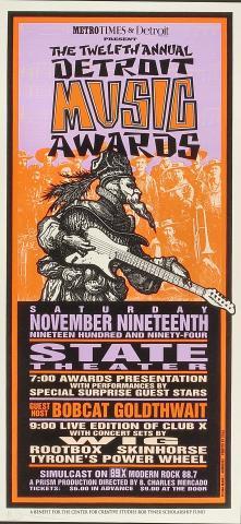 Bobcat Goldthwait Poster