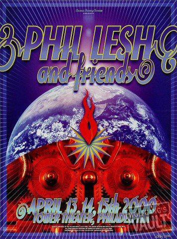 Phil Lesh & Friends Poster