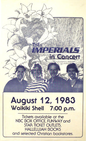 The Imperials Poster