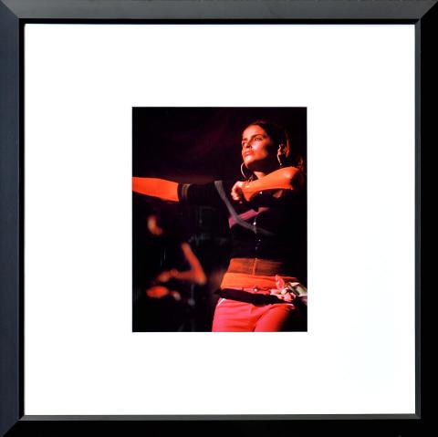 Nelly Furtado Framed Fine Art Print