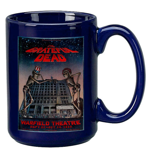 Grateful Dead Mug