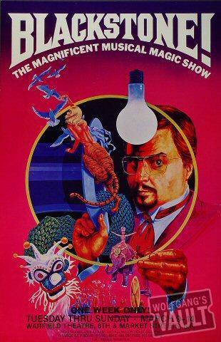 Blackstone Poster