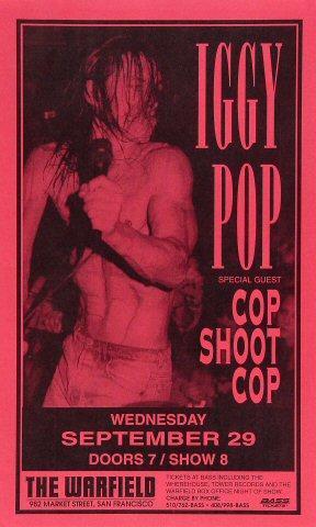 Iggy Pop Poster