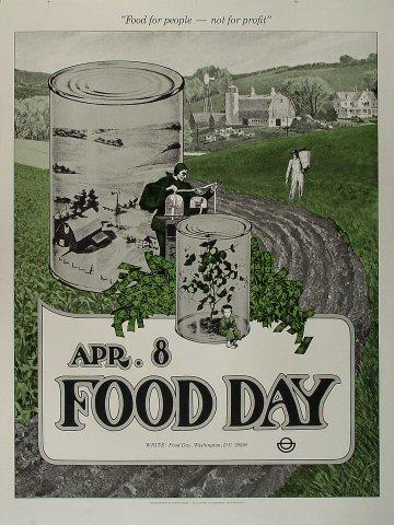Food Day Poster