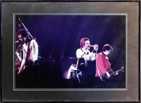 The Sex Pistols Framed Fine Art Print
