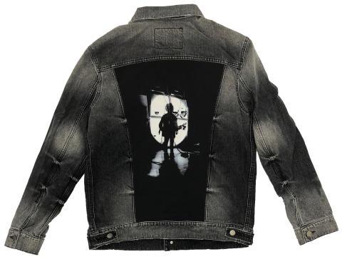Jimi Hendrix Men's Denim Jacket
