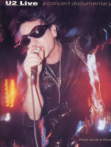 U2 Live: A Concert Documentary