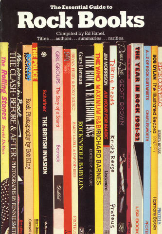 The Essential Guide to Rock Books