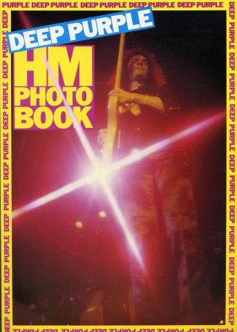 Deep Purple HM Photo Book