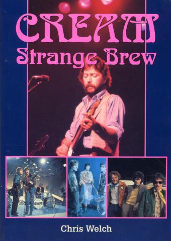 Cream: Strange Brew