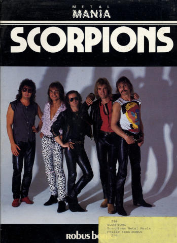 Metal Mania: Scorpions