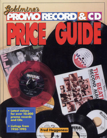 Goldmine's Promo Record & CD Price Guide