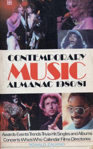 Contemporary Music Almanac 1980/81