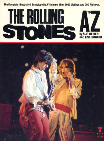 The Rolling Stones A To Z