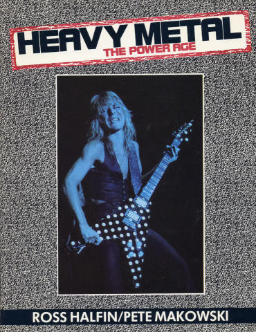 Heavy Metal: The Power Age