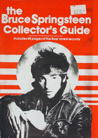 The Bruce Springsteen Collector's Guide