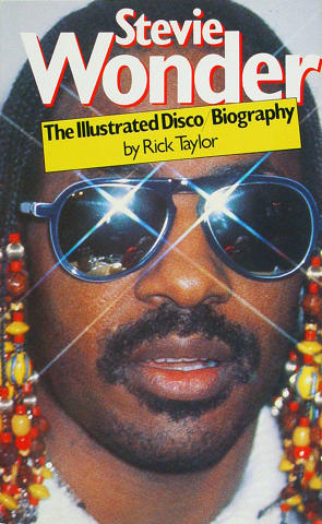 Stevie Wonder The Illistrated Disco/Biagraphy