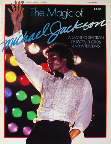 The Magic Of Michael Jackson