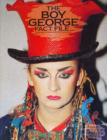 The Boy George Fact File